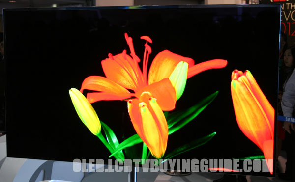 The Samsung OLED TV